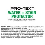 PRO-TEX™ WATER & STAIN PROTECTOR - ASSORTED SIZES