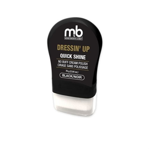 DRESS'N'UP QUICK SHINE NO BUFF CREAM POLISH 75g / 2.64oz