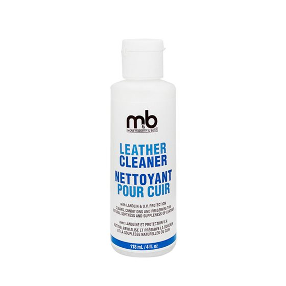 LEATHER ACCESSORY CLEANER AND CONDITIONER 118ML / 4FLOZ