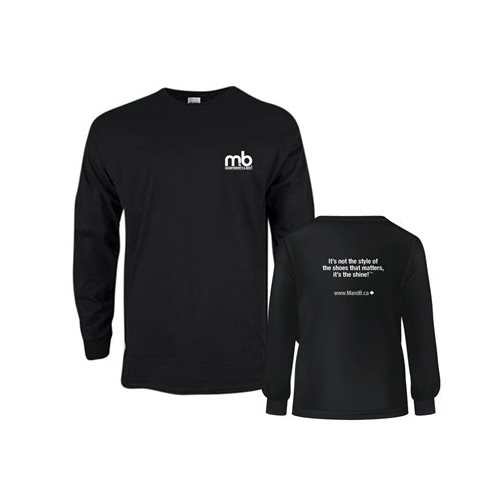 M&B LONG SLEEVE SHIRT - ASSORTED SIZES